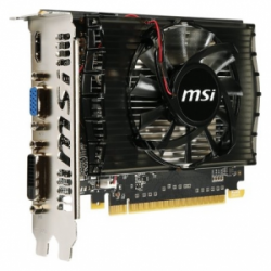 Видеокарта MSI GeForce GT730 2Gb DDR3 (N730-2GD3V2)