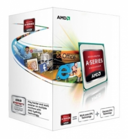 Процессор AMD A4-4000 AD4000OKHLBOX (3.0Ghz, FM2) BOX