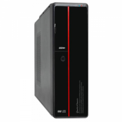 Корпус Logicpower S602BR Slim, Mini-ITX, 400Вт