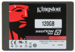 Накопитель SSD 120GB Kingston SSDNow V300 7mm SATA III (SV300S37A/120G