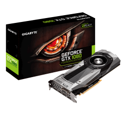 Видеокарт Gigabyte GeForce GTX 1080 Founders Editi