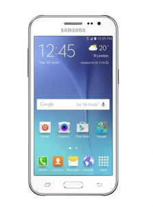 Смартфон SAMSUNG SM-J200H Galaxy J2 DS White