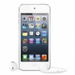 Apple iPod touch 5Gen 32GB WhiteSilver (MD720) (Refurbished by Apple)