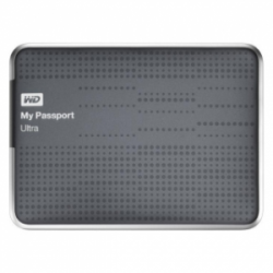 Western Digital My Passport Ultra 2.5 USB 3.0 2TB WDBBUZ0020BTT (Original Factory Refurbished)