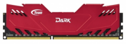 Память Team Dark Series Red 1x8GB DDR3 1600MHz (TDRED38G1600HC10A01)