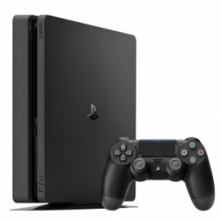 Консоль Sony PS4 Slim 500Gb Black