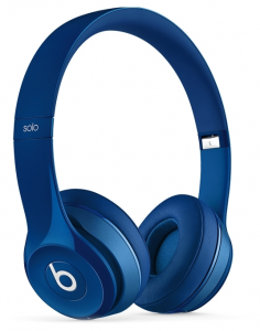 Наушники Beats Solo2 Wireless Headphones (Blue) MHNM2ZM/A