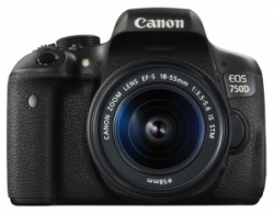 Зеркальный фотоаппарат Canon EOS 750D 18-55 IS STM