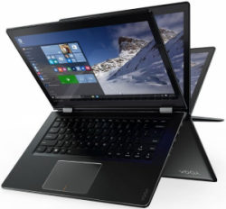 Ноутбук Lenovo Yoga 510 Black (80S80030RA)